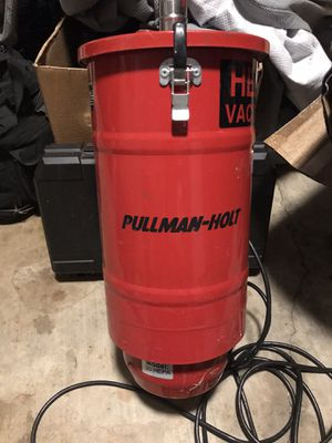 30HEPA BackPack Vacuum by Pullman-Holt, Unit only missing hose for Sale in Arlington, TX
