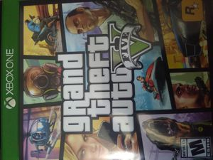GTA5 for Xbox One for Sale in Philadelphia, PA