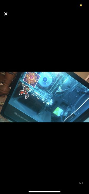 Gaming desktop computer for Sale in Mokena, IL