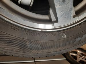 For sale 2016 jeep Cherokee wheels. for Sale in Joliet, IL