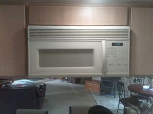 Whirlpool over range microwave for Sale in Snohomish, WA