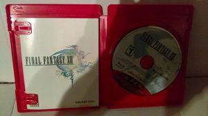 Final Fantasy xiii kingdom hearts 2.5 hd for Sale in Beaver Falls, PA