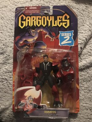 1995 Kenner Gargoyles Series 2 Xanatos New in Package *Rare* action figure toy for Sale in Denver, CO