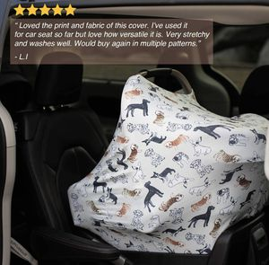 Car Seat Cover and Nursing Cover for Sale in Palmetto, FL