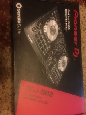 Pioneer DDJ SB3 for Sale in Dillon, SC