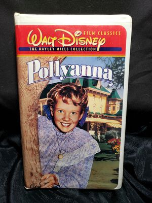 Walt Disney Pollyanna VHS for Sale in Zanesville, OH