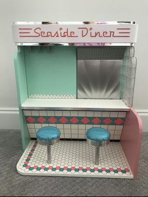 American girl doll seaside diner for Sale in Brentwood, TN