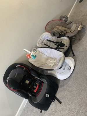 Car Seat Baby Swing Booster Seat Baby Rocker Chair for Sale in Philadelphia, PA
