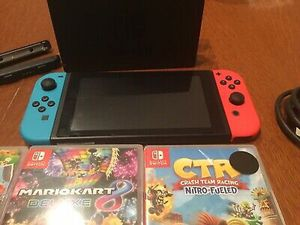 Nintendo switch for Sale in Mountainair, NM