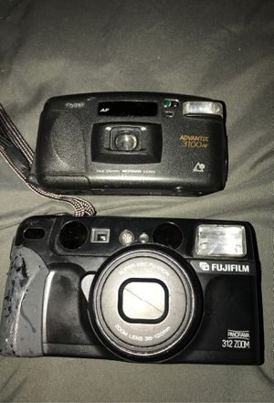 Two Vintage Cameras OBO for Sale in Tampa, FL