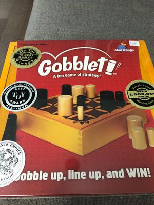 Gobblet board game for Sale in Caldwell, NJ