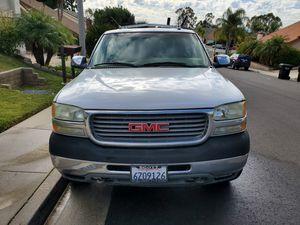 2500 HD GMC SIERRA TRUCK 2002 for Sale in West Covina, CA