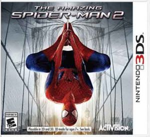 The amazing spiderman 2 (3DS) for Sale in Irving, TX