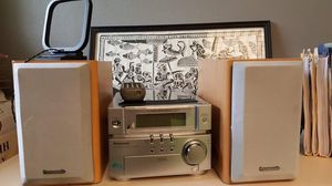 Panasonic radio and CD player for Sale in Tampa, FL