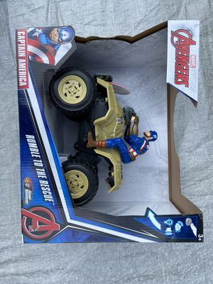 Captain America Quad toy for Sale in San Diego, CA