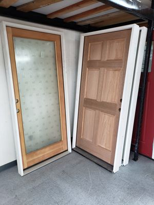 Exterior Doors 36x80 each at 350$ for Sale in Dallas, TX