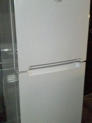 Apartment size 24 w X 61h. Refrigerator like new 4 months warranty for Sale in Alexandria, VA