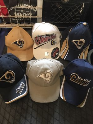 RAMS HATS for Sale in Rolla, MO