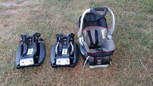 Baby Trend Flexlock Infant Car Seat w/bases (3) Millenium for Sale in Brenham, TX