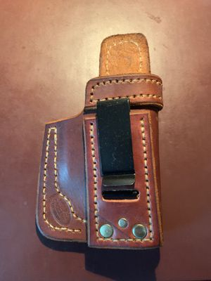 Sig P938 IWB leather holster for Sale for sale  Oviedo, FL