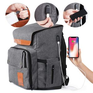 Travel Diaper Backpack Bag with USB Charging Slot for Sale in Orlando, FL