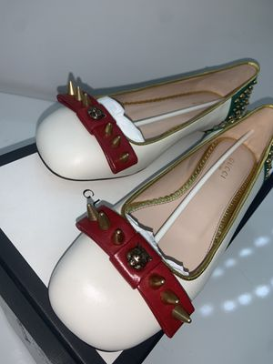 BRAND NEW GUCCI BALLET FLATS WITH BOX AND DUSTBAG for Sale in Miami, FL