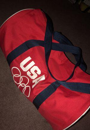 Vintage Team USA Gym duffle bag for Sale in Philadelphia, PA