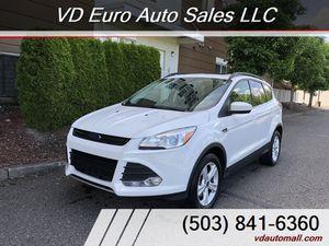 2016 Ford Escape SE for Sale in Portland, OR