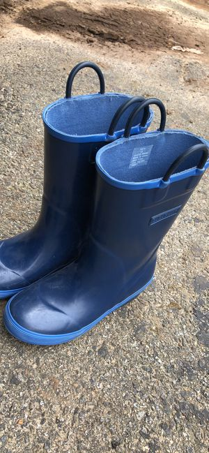 LL Bean Rain Boots kids size 13 for Sale in Gilford, NH