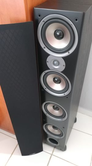 Polka Audio-speaker pair (almost new) for Sale in Phoenixville, PA