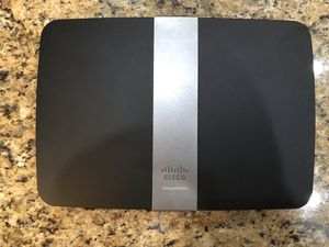 Linksys E4200 Router - Excellent Condition for Sale in Boca Raton, FL