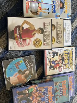 Excerxise Dvd Collection for Sale in Lewisville,  TX