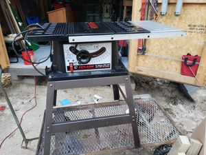 Table saw SKIL 10 INCHES. for Sale in Roman Forest, TX
