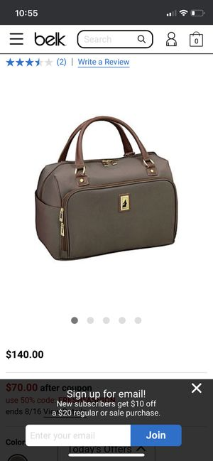 London Fog Luggage Bag for Sale in Scottsdale, AZ