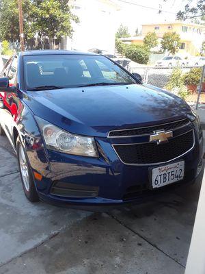 Chevi Cruze blue 2012 for Sale in La Mesa, CA