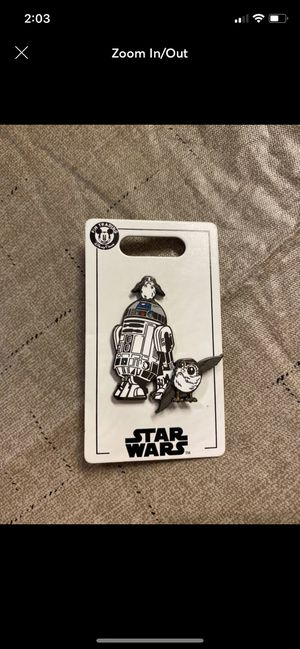 Star Wars Disney pin for Sale in Winter Haven, FL