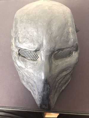 Use Death Race mask movie prop for Sale in Los Angeles, CA