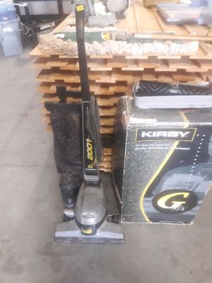 Kirby vacuum cleaner top of the line for Sale in Pinellas Park, FL