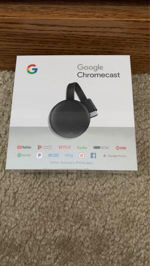 Google Chromecast 3rd Gen for Sale in Orlando, FL