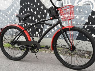 """NEW! 26"""" Single Speed Cruiser Bike. Rider Height 5'2 - 5'11"""". PRICE IS FIRM! for Sale in Miami,  FL"""