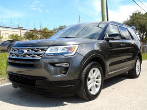 2018 Ford Explorer 4X4 for Sale in Fort Lauderdale, FL