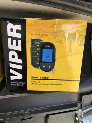 viper remote start installed at ur location!!!! for Sale in Houston, TX
