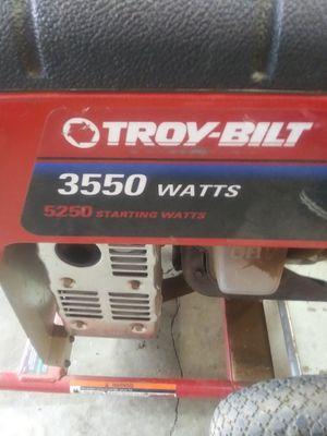 Troy bilt generator for Sale in Gresham, OR