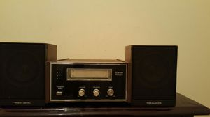 Craigs Pioneer 8 Track Stereo System with Realistic Speakers for Sale in Raleigh, NC