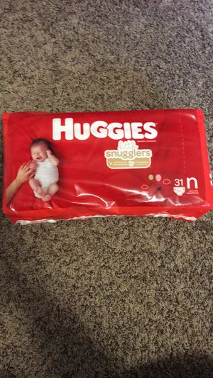 Brand New Diapers Size New Born for Sale in Grand Island, NE
