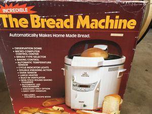 Awesome bread maker! for Sale in Camarillo, CA