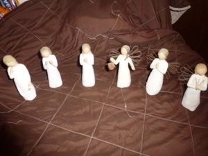 Willow tree angels for Sale in Albion, IL