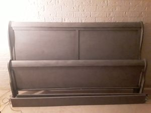 King bed frame for Sale in Sinton, TX