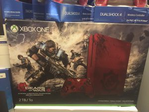 Xbox One S 2tb Gears Of War 4 for Sale in Miami, FL