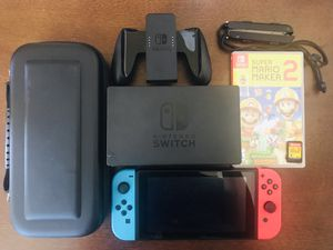 Nintendo Switch Bundle for Sale in El Monte, CA